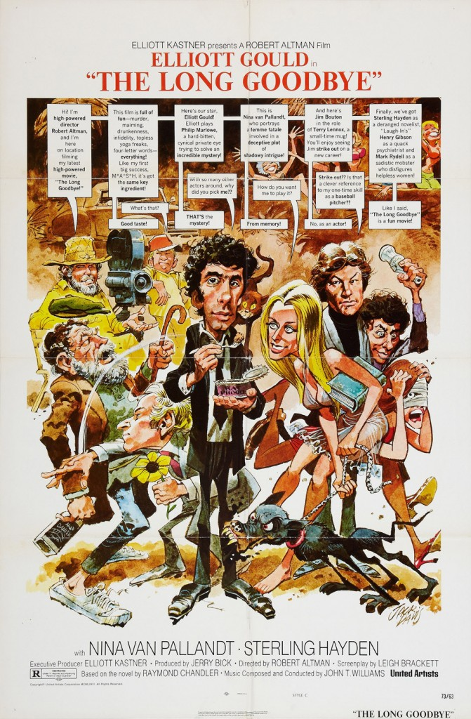The Long Goodbye - Poster di Jack Davis