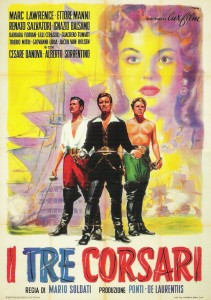 I tre corsari